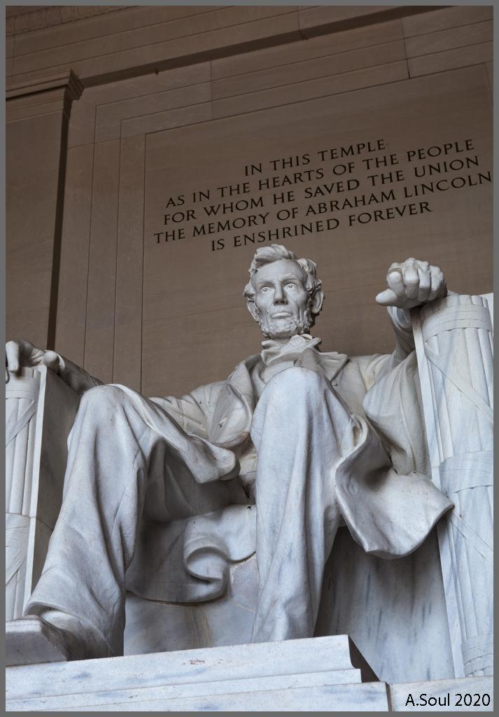Lincoln Memorial /Washington
