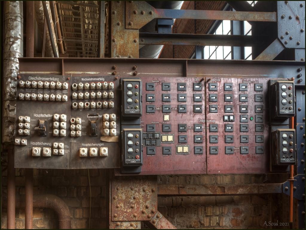 Stahlwerksgehirn