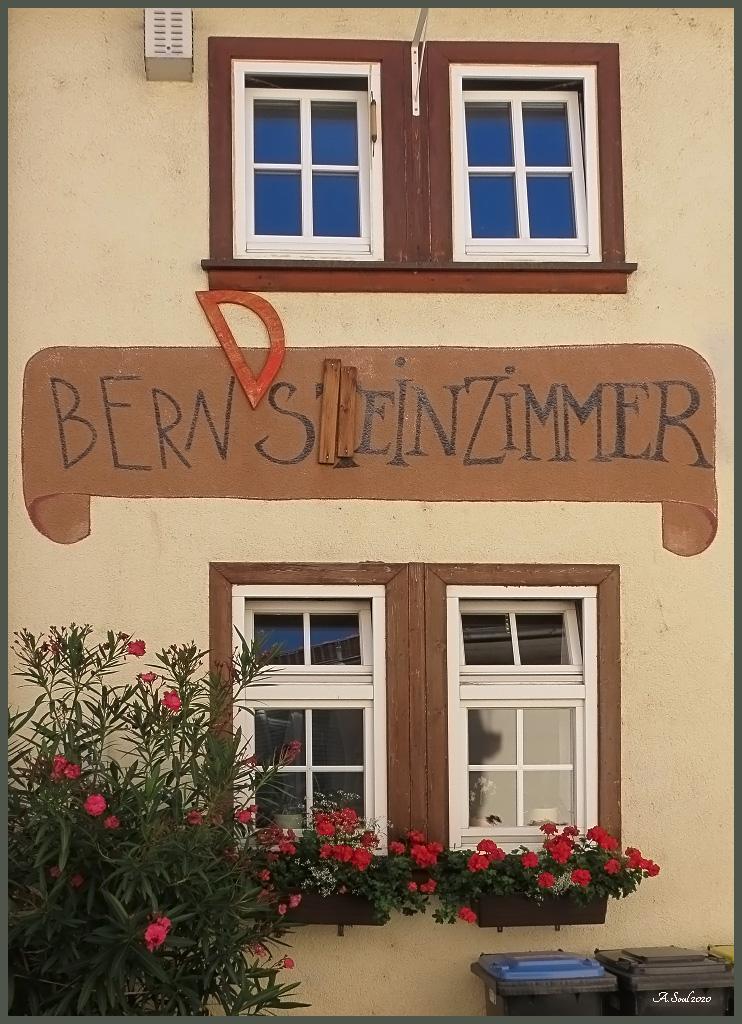 Das Bernds(t)einzimmer!