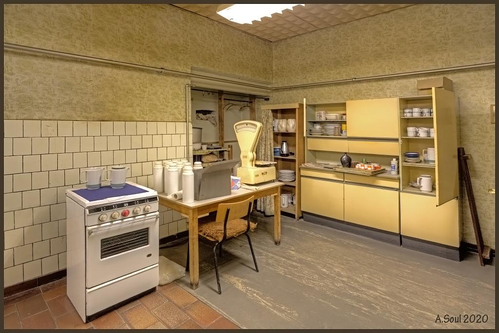 Kantinenküche
