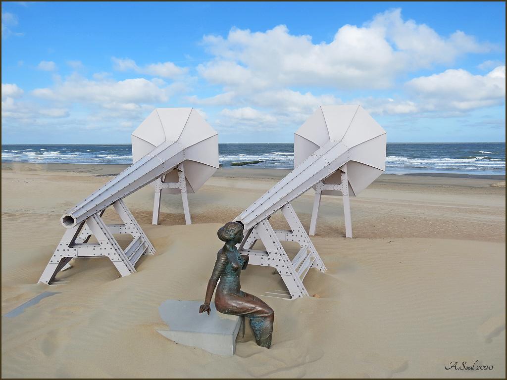 Meeresrauschen /Oostende Belgien