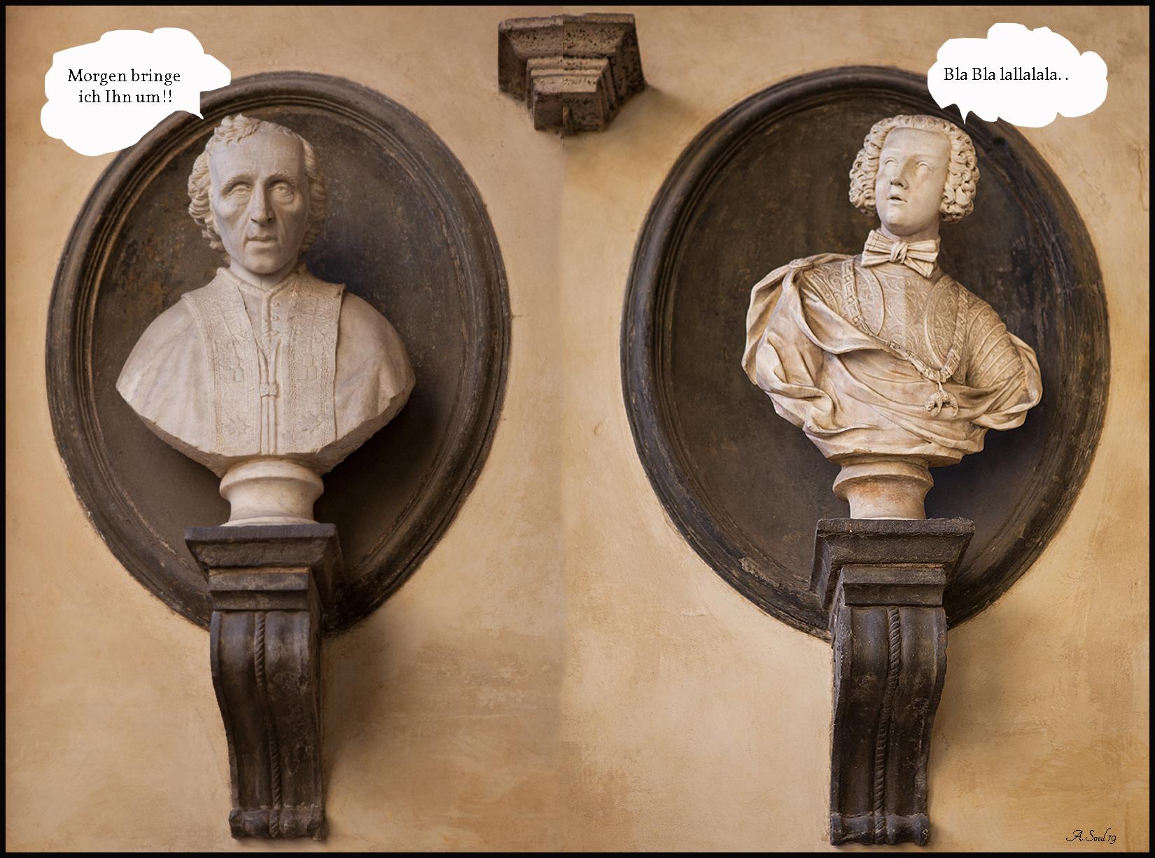 Fachgespräch in Siena