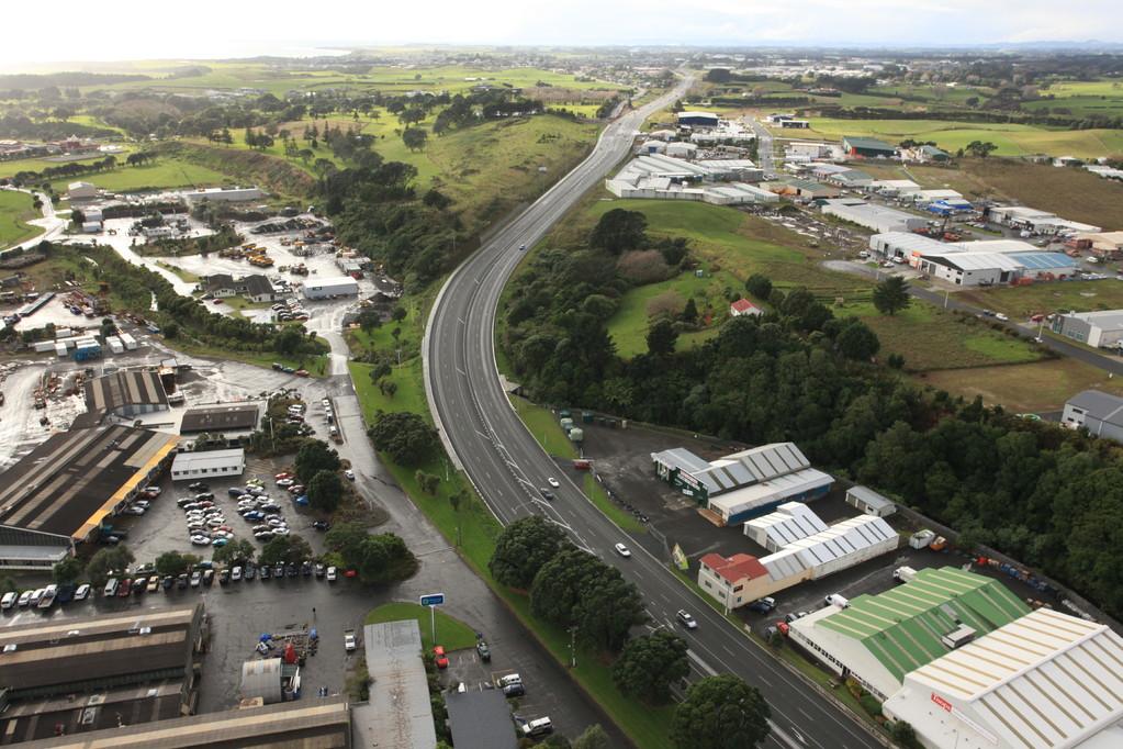 Waiwhakaiho Hill