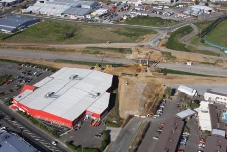 Aerial View June 2008
