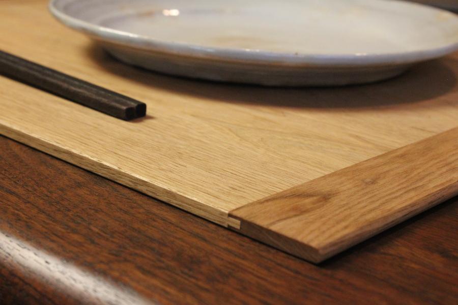 木製ランチョンマット