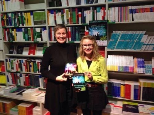 Adventslesung Buchhandlung Stephanus