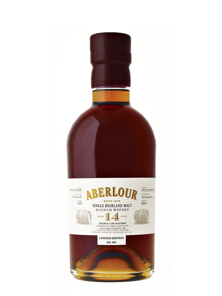 ABERLOUR Double Cask Matured 14 ans 58,2%
