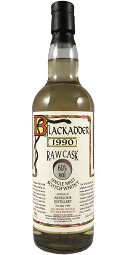 Blackadder RC 1990, 12 yo