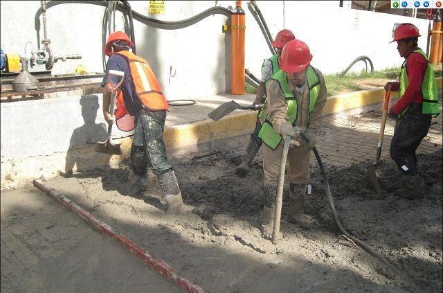 vibrador de concreto