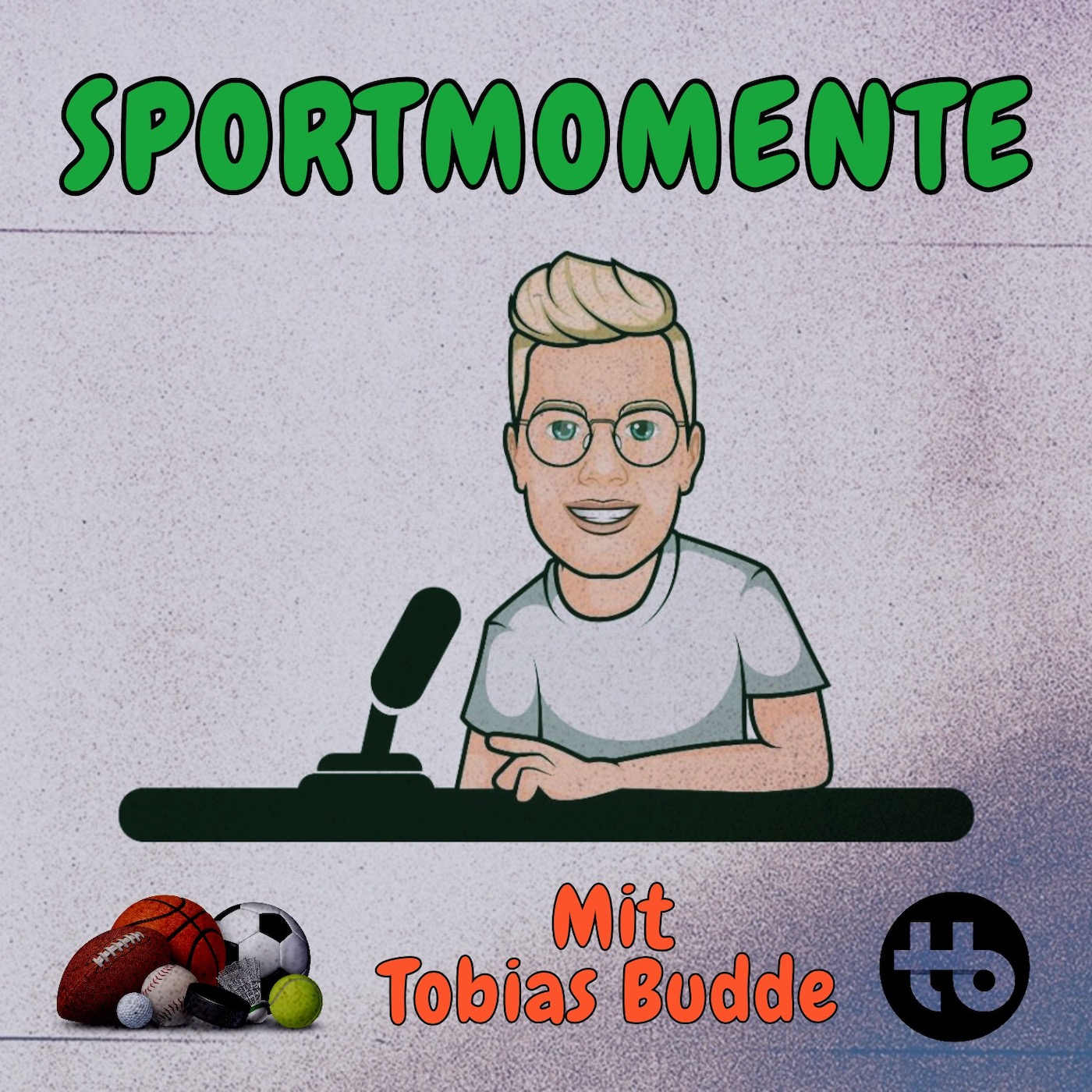 SPORTMOMENTE - Tobias Budde Podcast (Konzeption & Produktion)