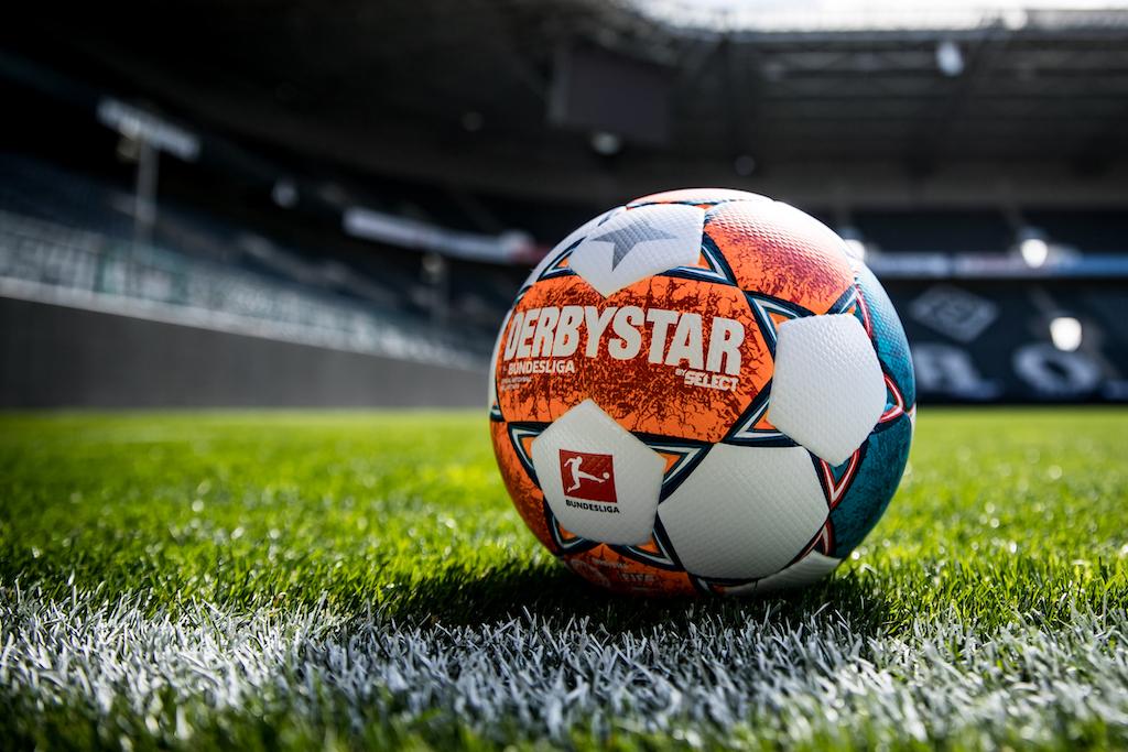 DERBYSTAR Launch Bundesliga Spielball 2021/22 (Konzeption & Kommunikation)