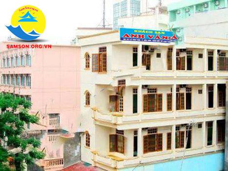 Khách sạn Anh Vảng Sầm Sơn Thanh Hoá