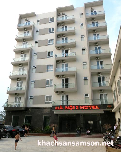 Khách sạn Hà Nội 1 Sầm Sơn Thanh Hoá