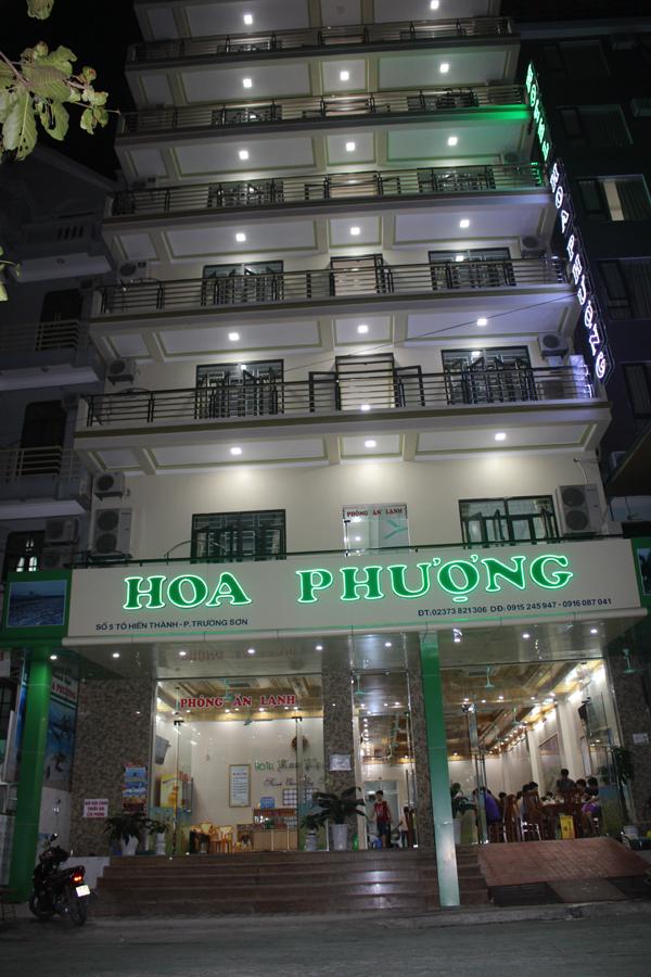 Khách sạn Hoa Phượng Sầm Sơn Thanh Hoá