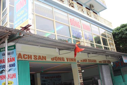 Khách sạn Đồng Vinh Sầm Sơn Thanh Hoá