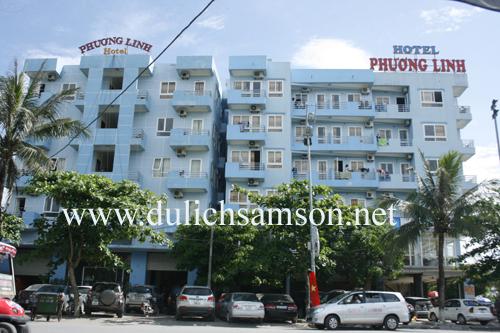 Khách sạn Phương Linh Sầm Sơn Thanh Hoá