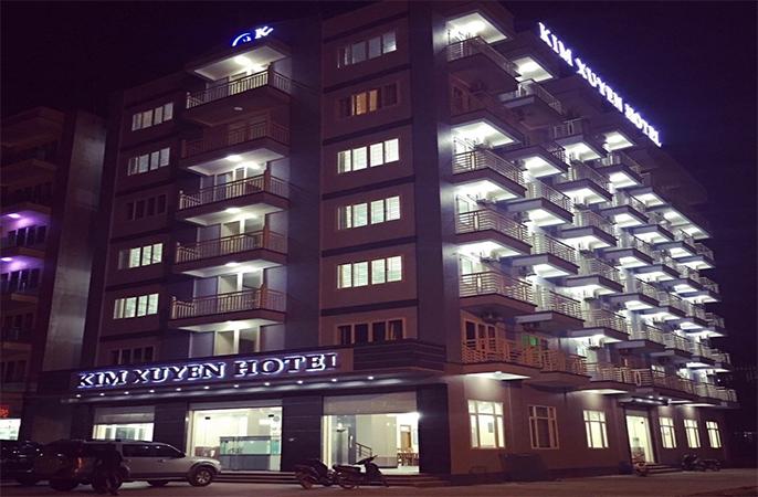 Khách sạn Kim Xuyến Sầm Sơn Thanh Hoá