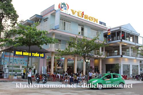 Khách sạn Vũ Sơn Sầm Sơn Thanh Hoá