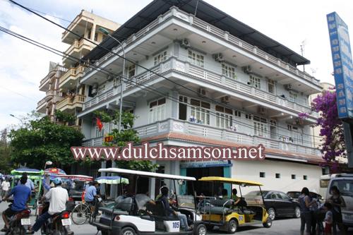 Khách sạn Khang Sầm Sơn Thanh Hoá