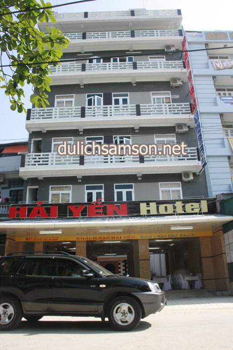Khách sạn Hải Yến Sầm Sơn Thanh Hoá