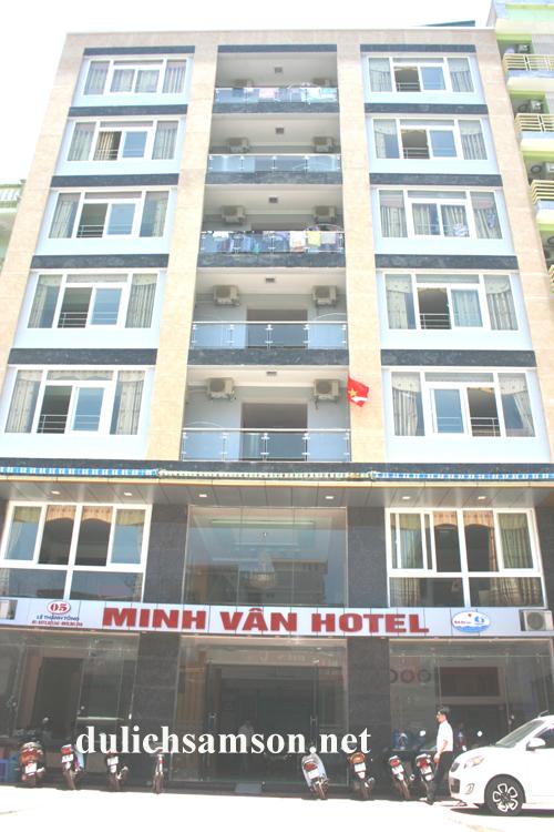 Khách sạn Minh Vân 2 Sầm Sơn Thanh Hoá