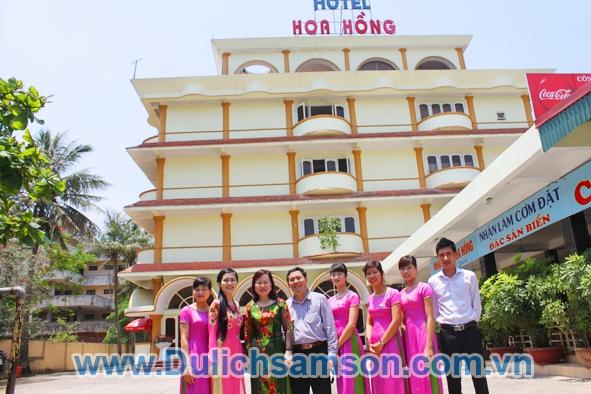 Khách sạn Hoa Hồng Sầm Sơn Thanh Hoá