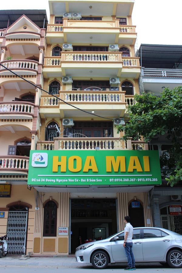Khách sạn Hoa Mai Sầm Sơn Thanh Hoá