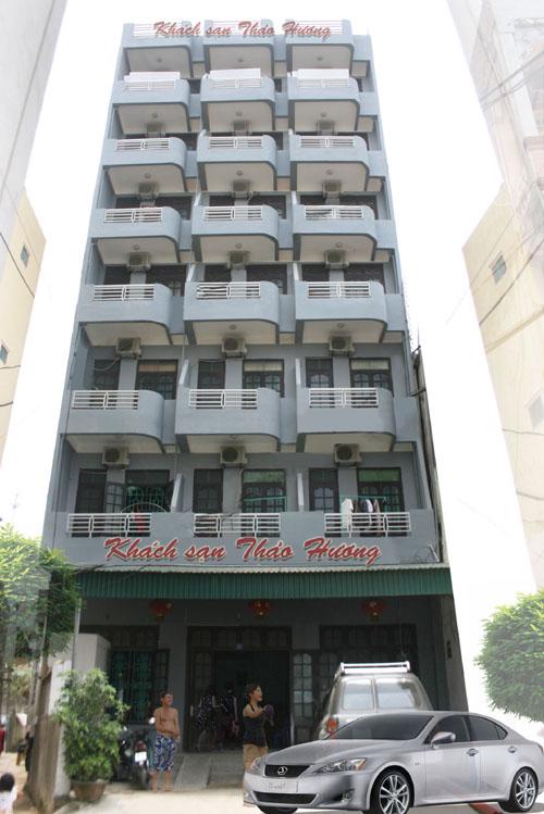 Khách sạn Thảo Hương Sầm Sơn Thanh Hoá