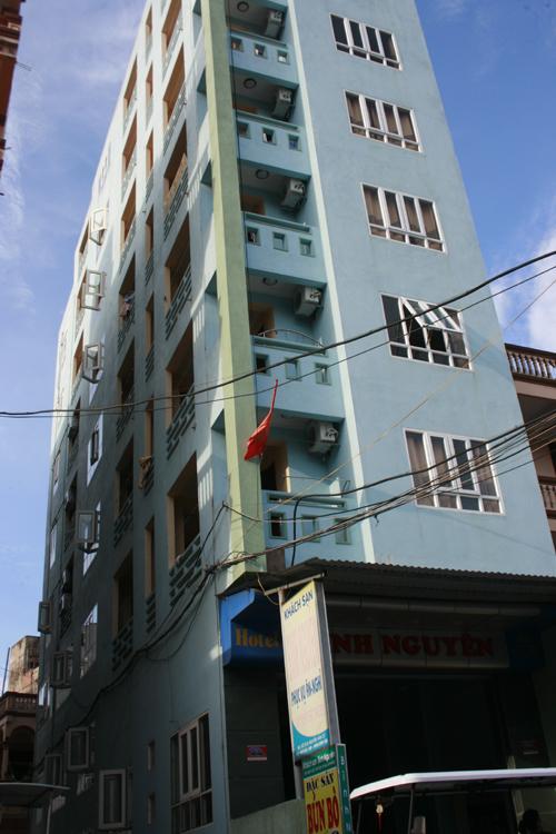 Khách sạn Bình Nguyên Sầm Sơn Thanh Hoá