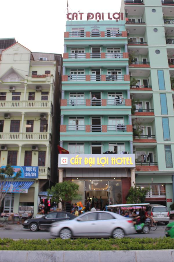 Khách sạn Cát Đại Lợi Sầm Sơn Thanh Hoá