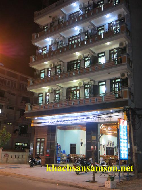 Khách sạn Thái Lan Sầm Sơn Thanh Hoá