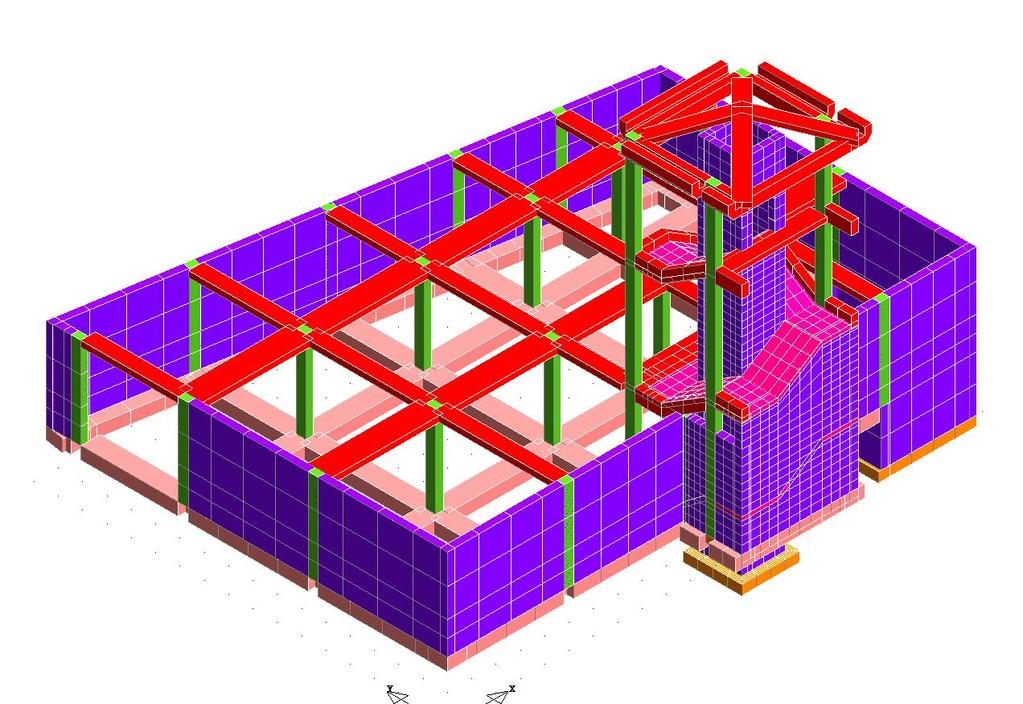 Progettazione strutturale garage interrati
