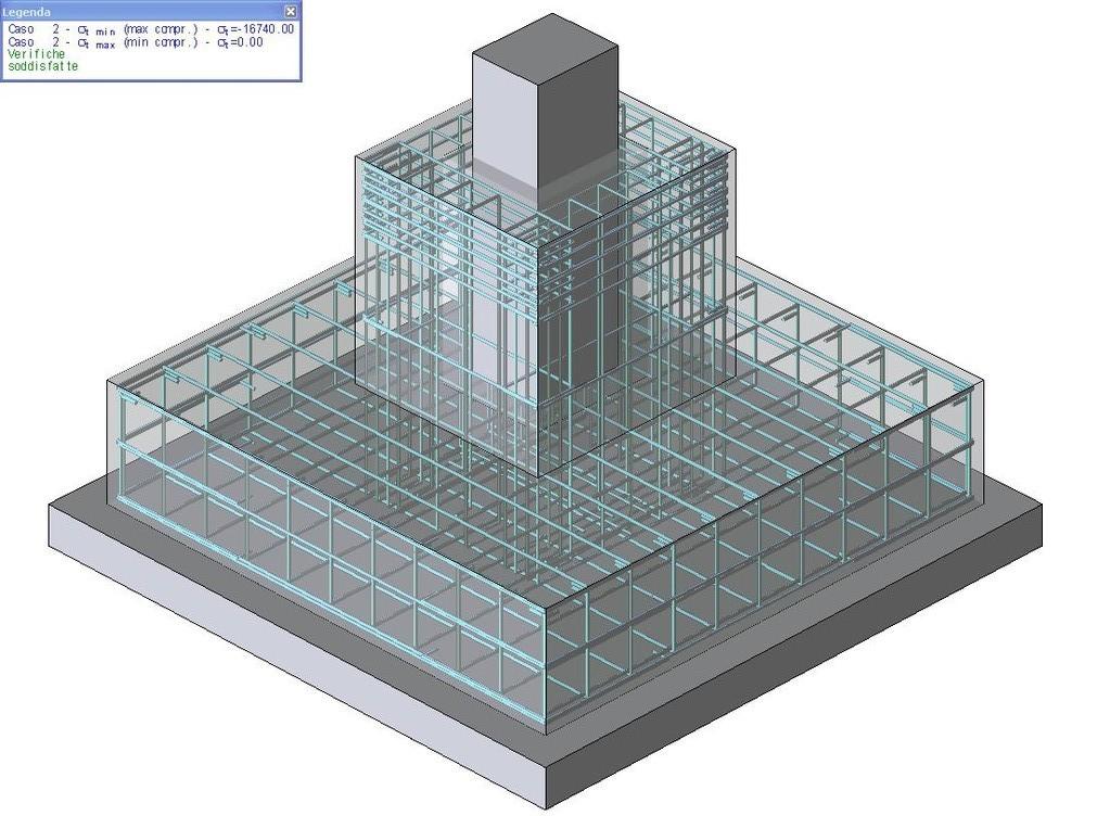 Progettazione strutturale in c.a.p. di un capannone commerciale (part. plinti)