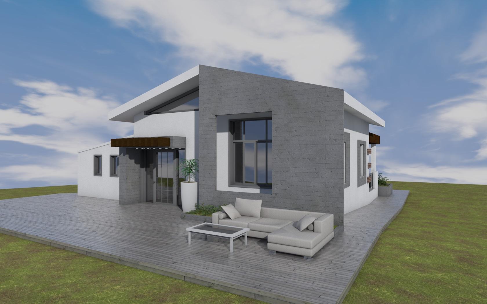 Lavori di ristrutturazione dei fabbricati da destinare a residence/casa vacanze (Bistrot)