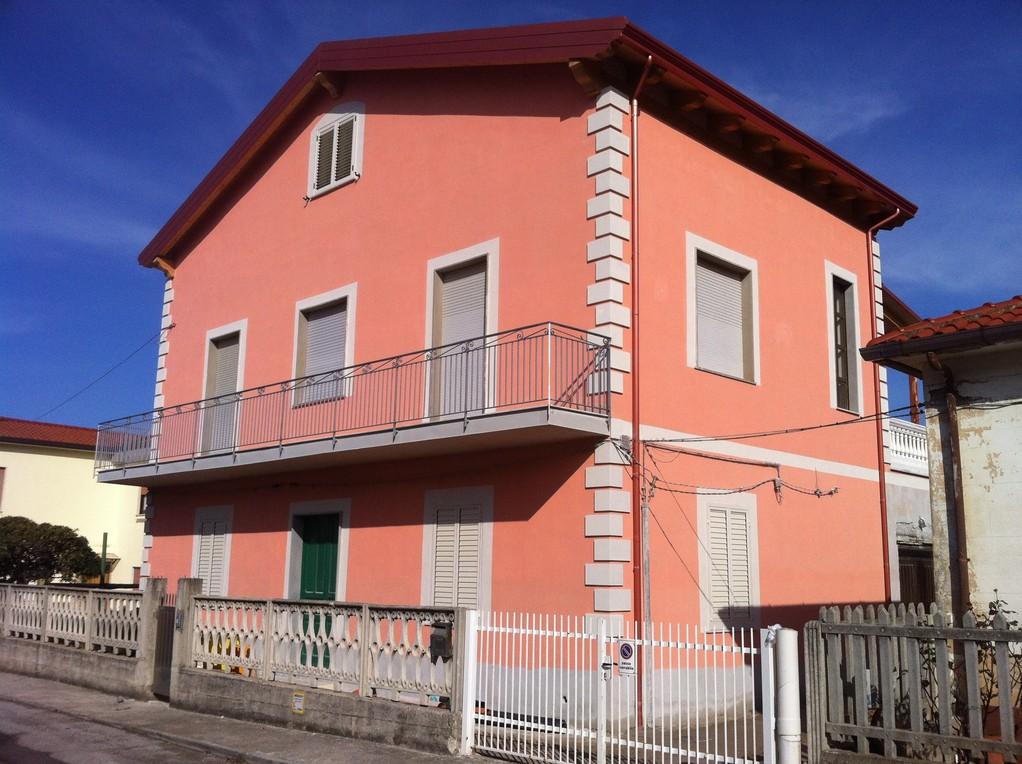 Agropoli: Ristrutturazione edilizia di un immobile per civile abitazione (dopo)