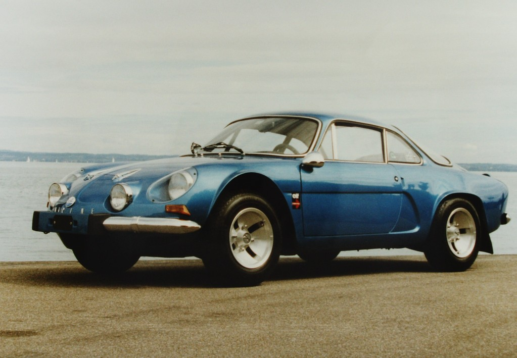 Alpine A 110 SX Berlinette