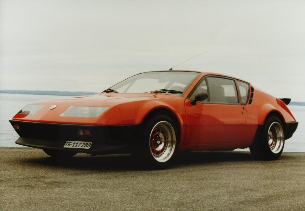 Renault Alpine A 310 V6 1983
