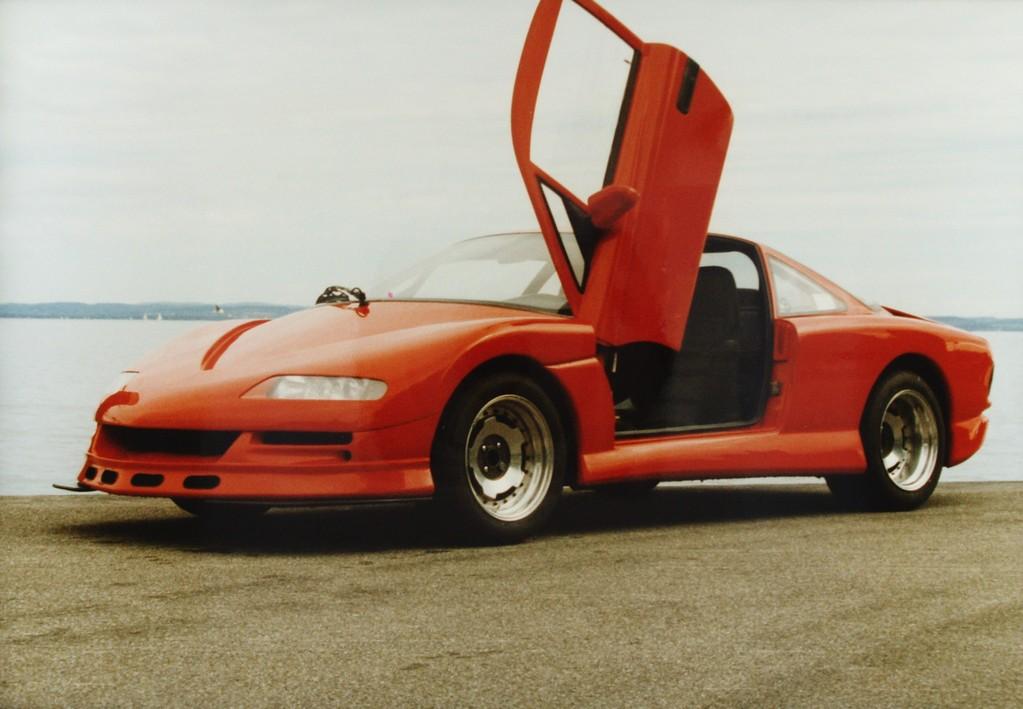 Renault Alpine V6 Prototype