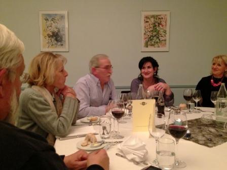 Agnes, Christian, Nelli & Romy