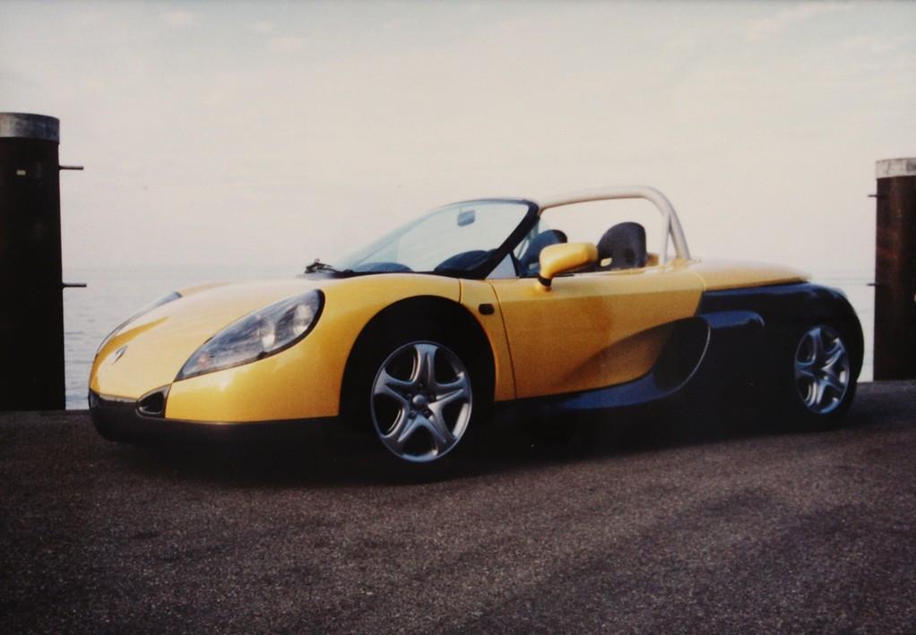 Renault Sport Spider (Wurde in Dieppe im Alpine Werk gebaut)