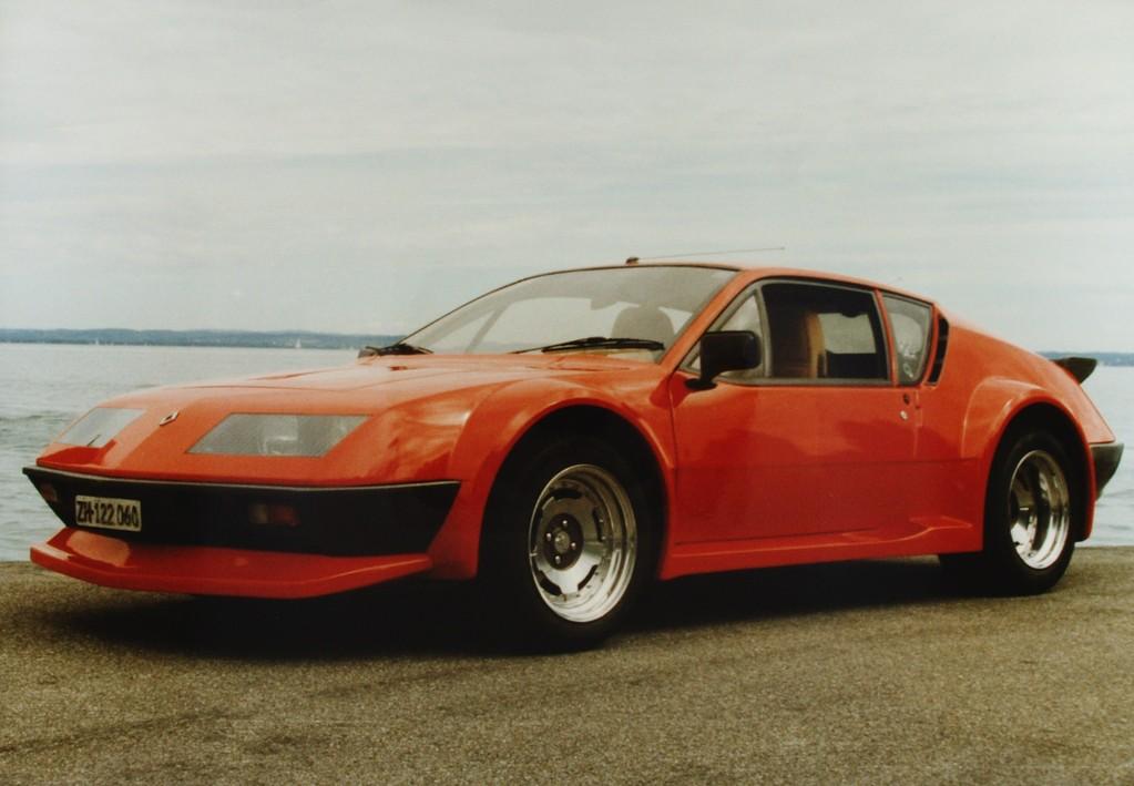 Renault Alpine A 310 V6 GT Gr. 4 1985