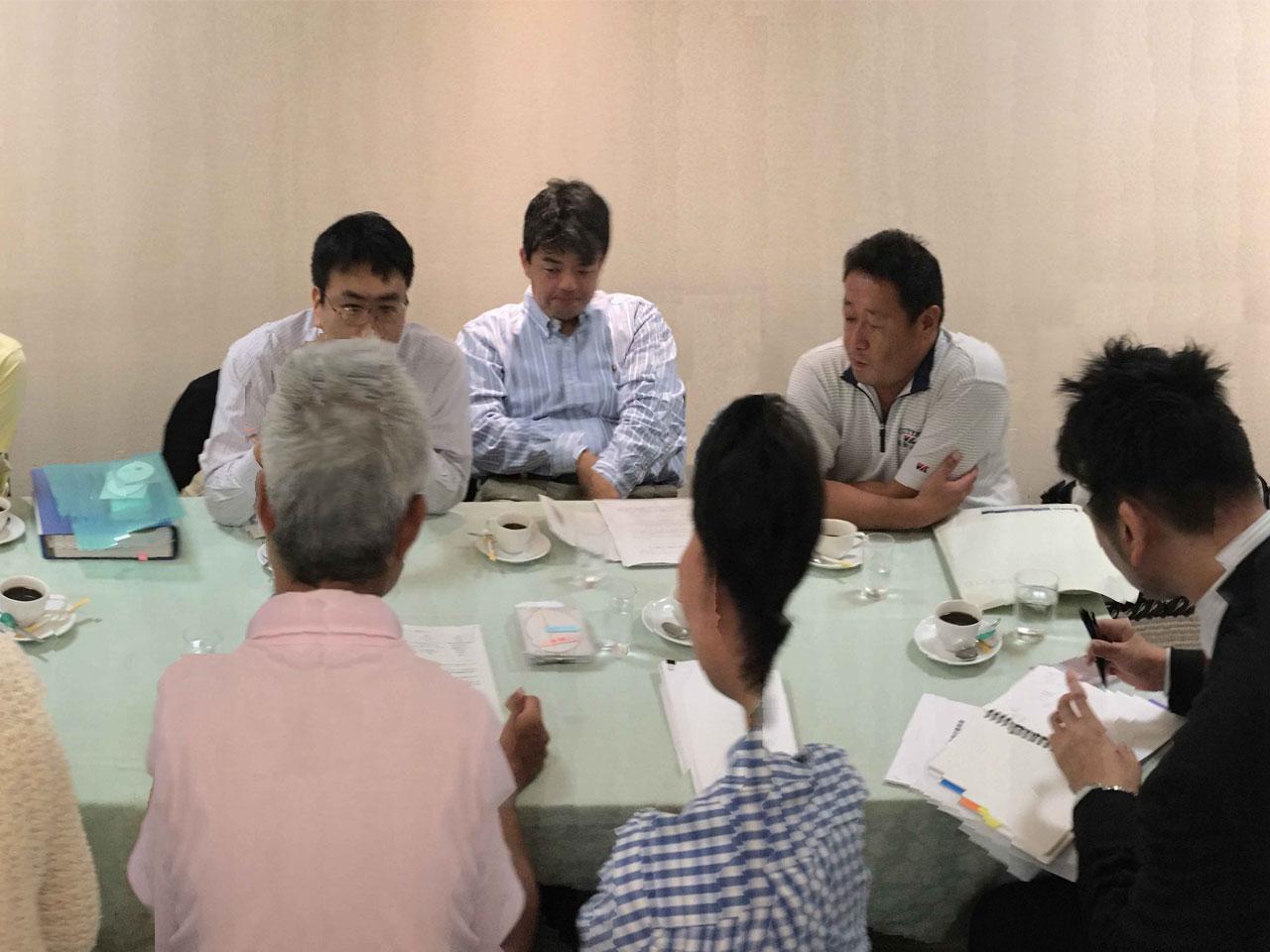 企画チーム、当日のイベント「秘密のキタコーSHOW」、彩風塾等を主に担当したメンバー