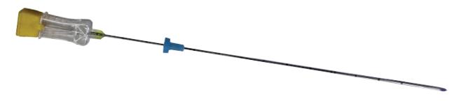 Chiba-Nadel mit Spezialspitze für Amniozentese - Amnio