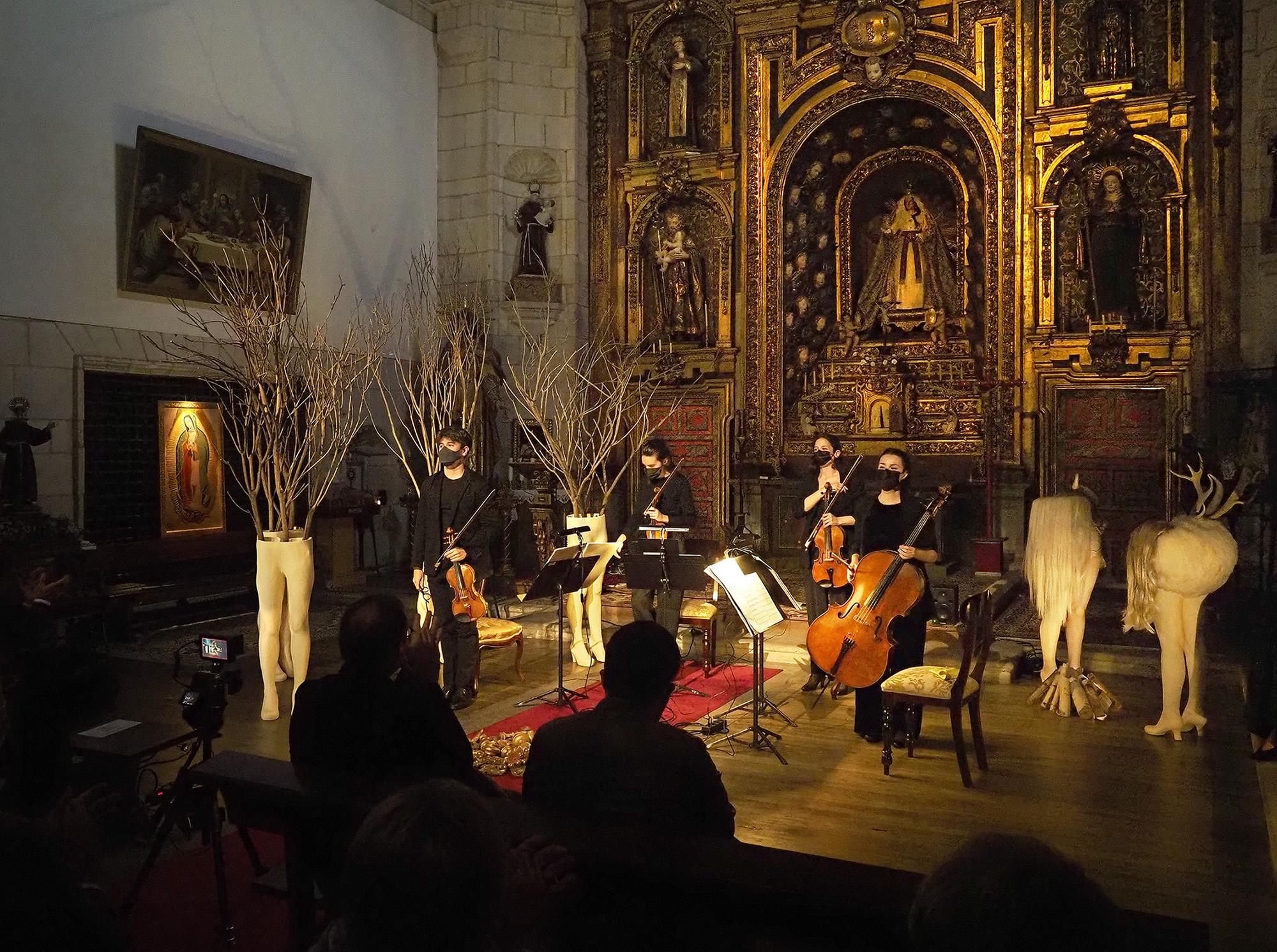 RESIS Festival 2021. A Coruña