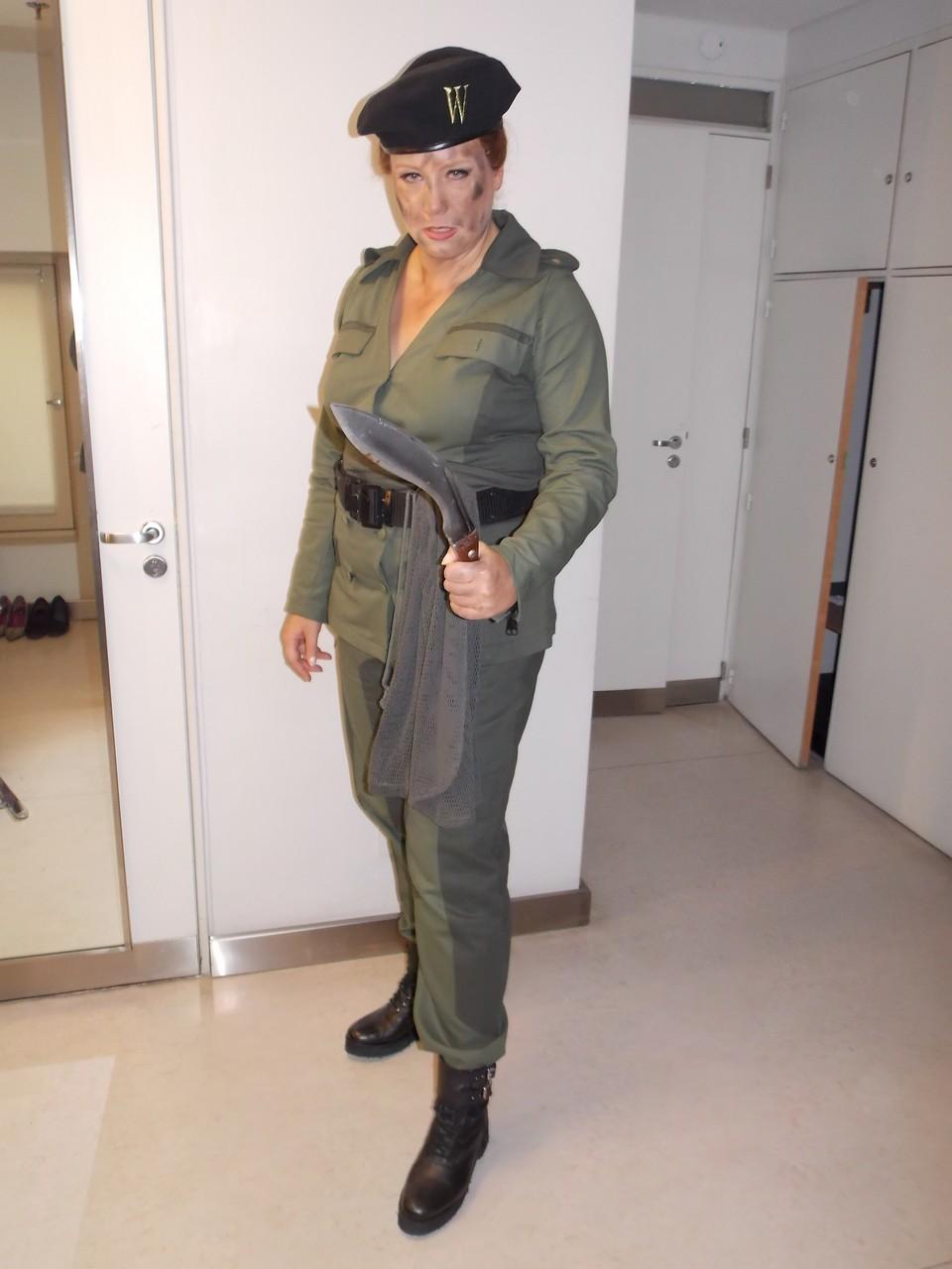 Gerhilde in Buenos Aires