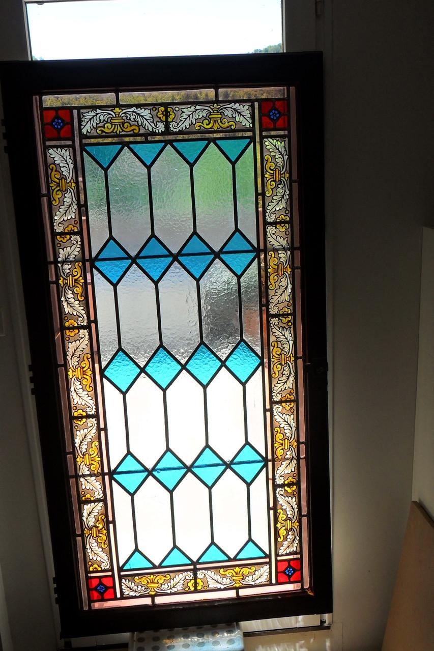 Restauration vitrerie classique Montpellier