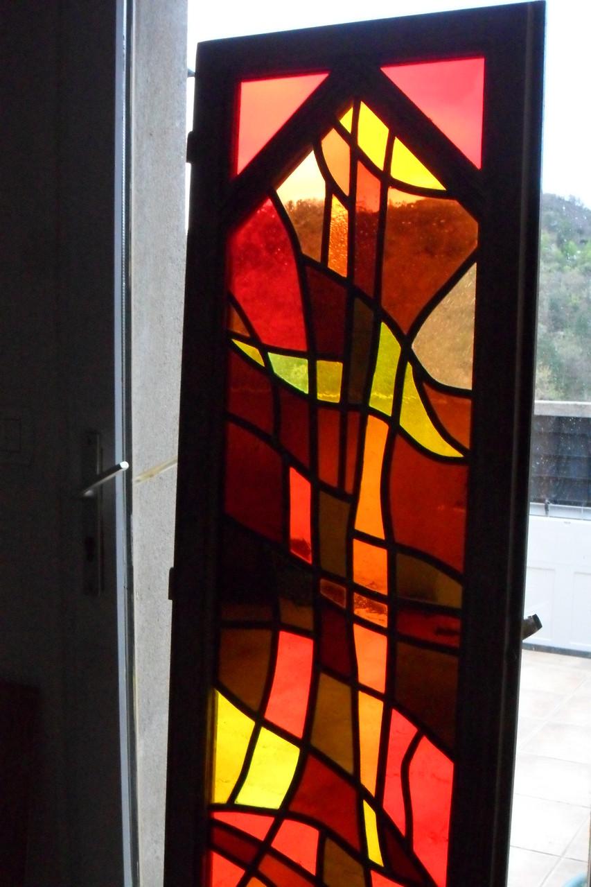 art du vitrail languedoc