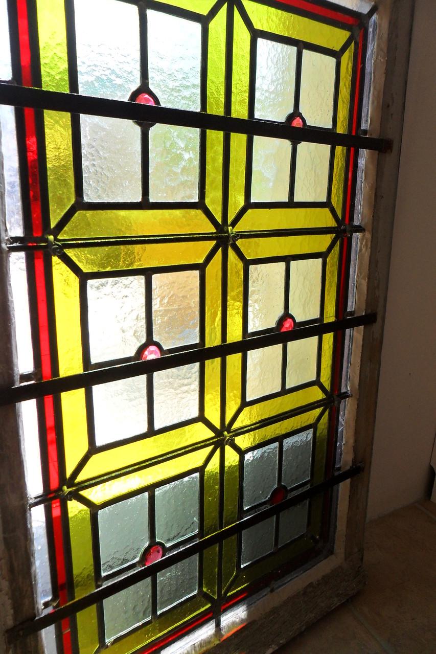 Restauration hotel particulier Montpellier - Art du vitrail languedoc