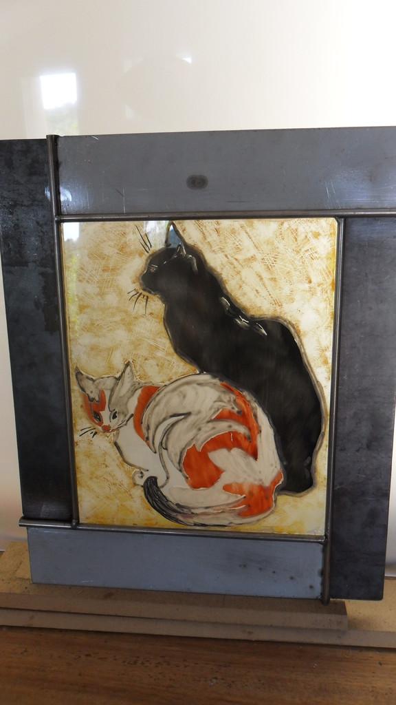 Les chats de Lautrec 0.30x0.36