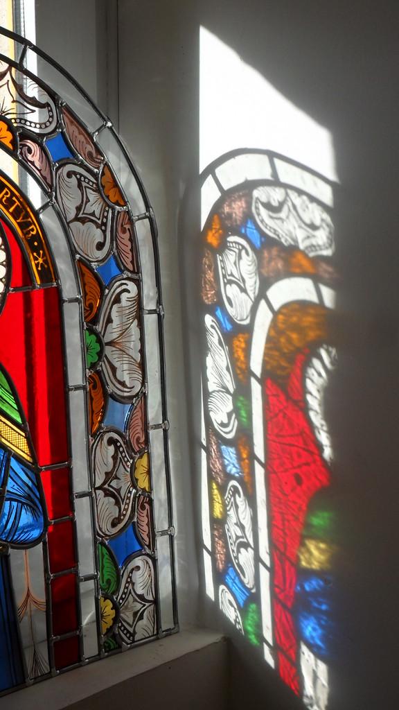 St Timotée - reflets colorés